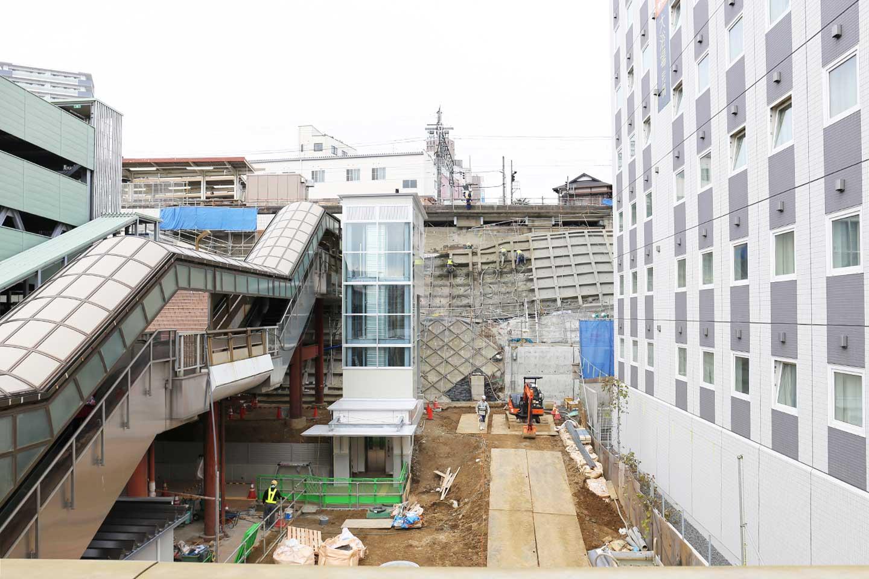 京成成田駅_東口