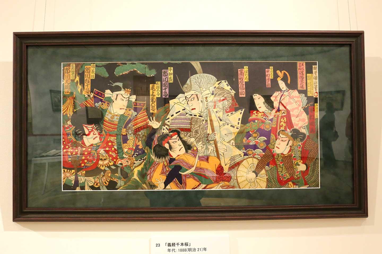市川團十郎浮世絵展