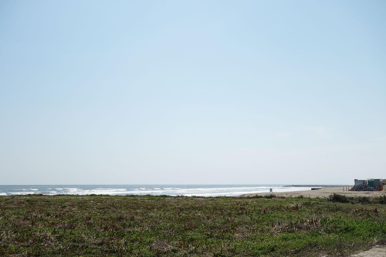 成田から海まで行ってみた