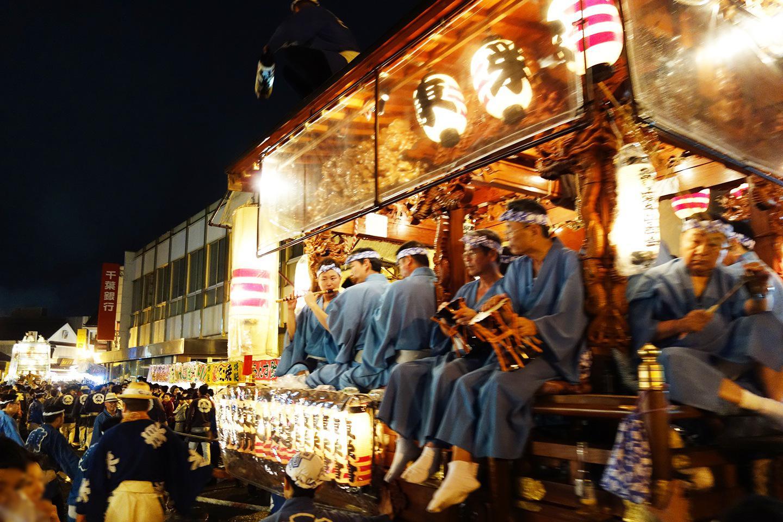 成田祗園祭