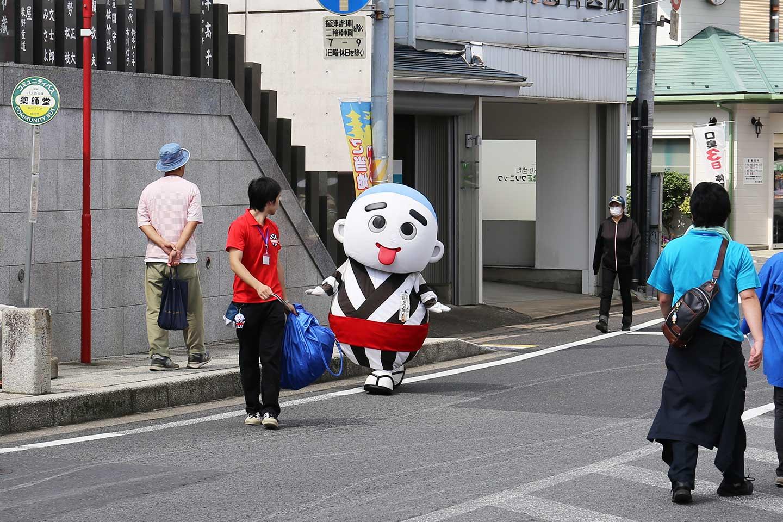 ゆるキャラ 伝統芸能 成田