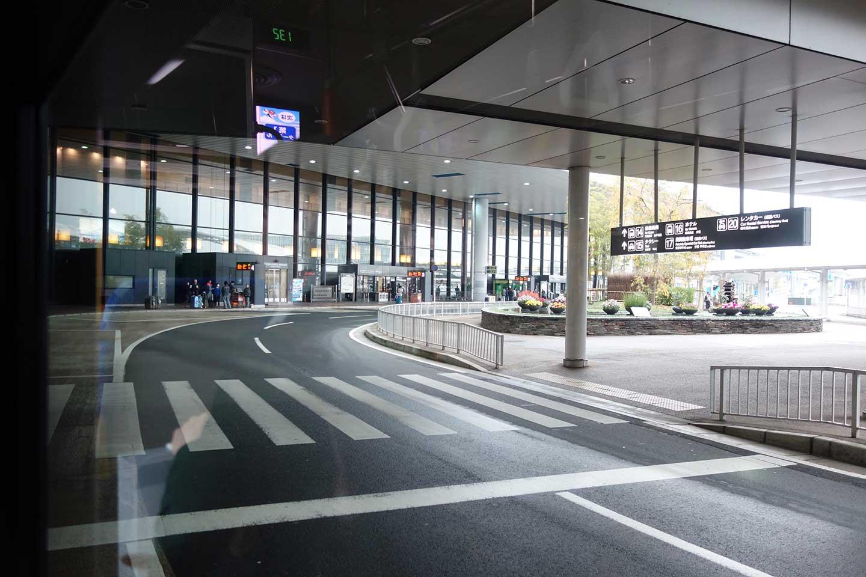 成田空港_連絡バス