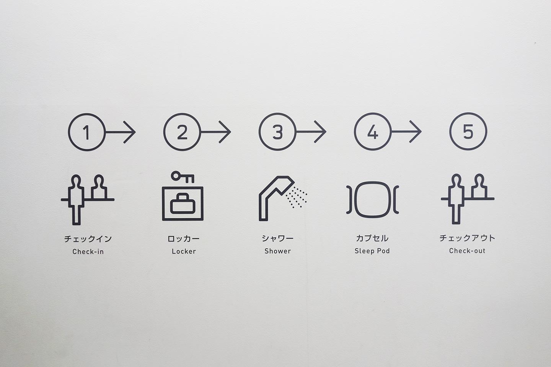 成田空港_カプセルホテル