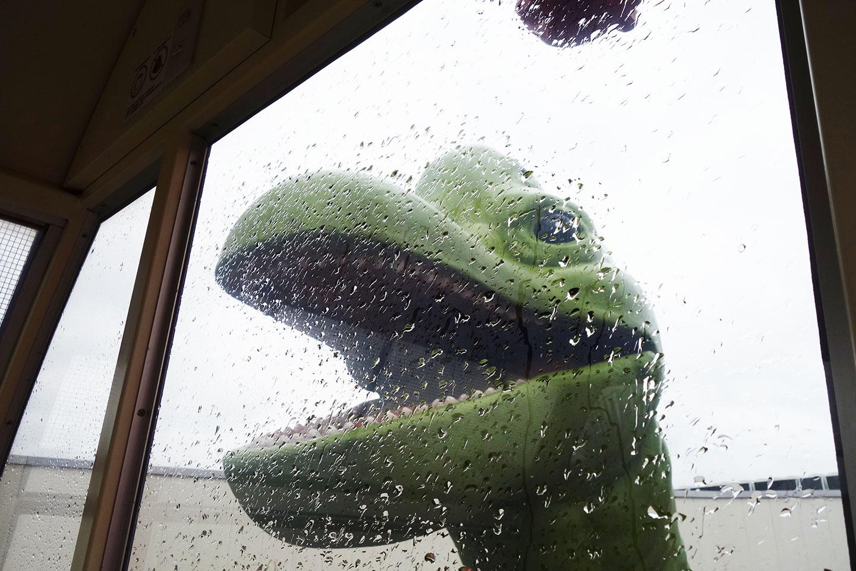 BIG HOP 恐竜