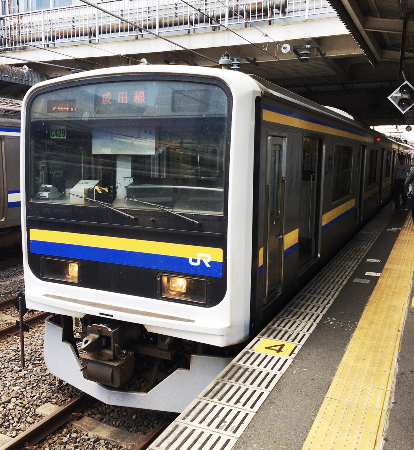 JR成田線 銚子行き