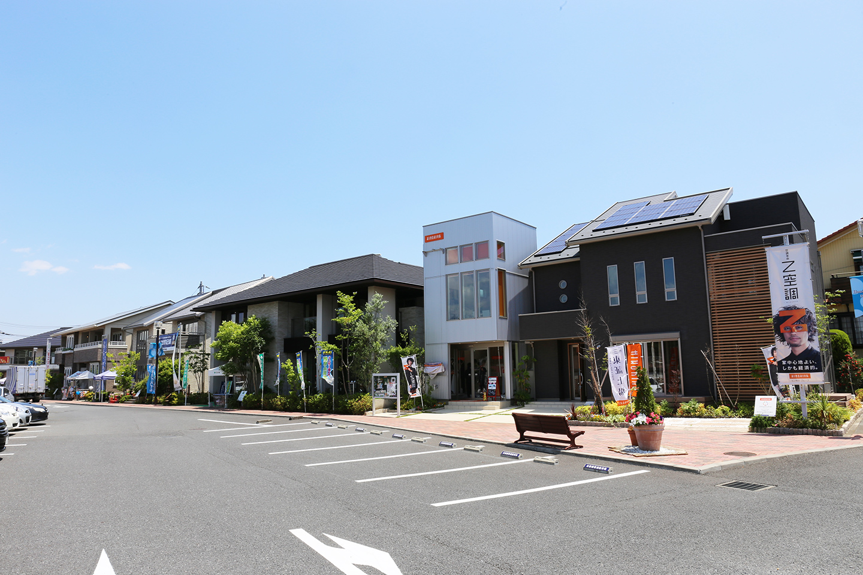 成田住宅公園 モデルハウス