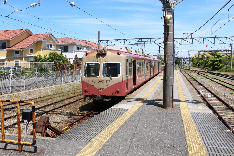 銚子電鉄 電車