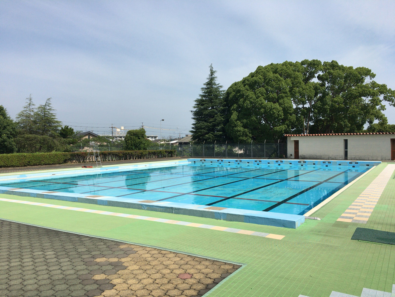 成田市のプール