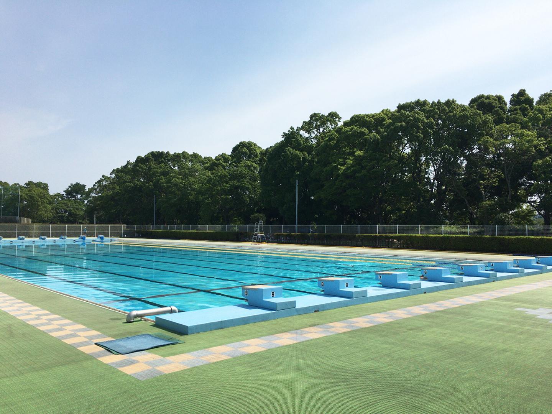 成田のプール