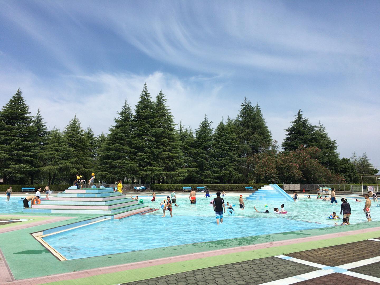 成田市子供用プール