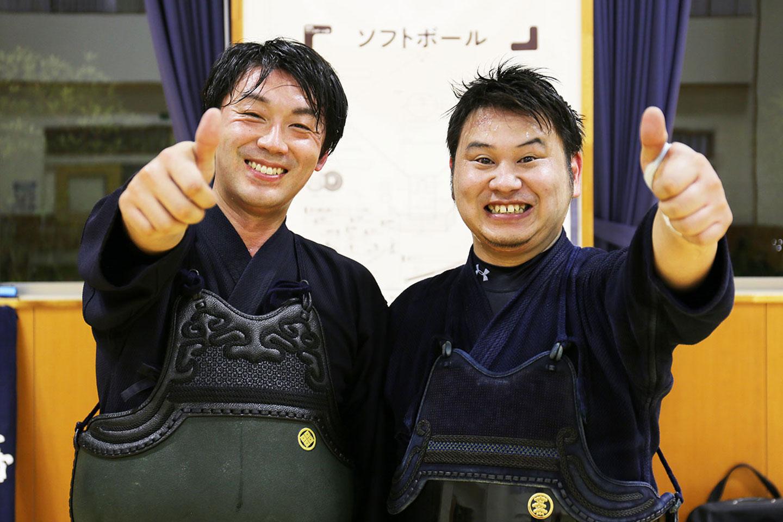 石塚さん、小松さん