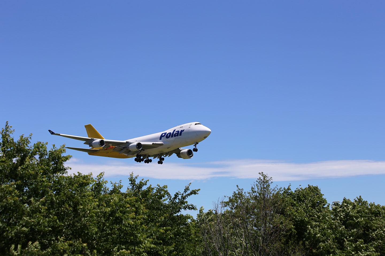 飛行機 撮影