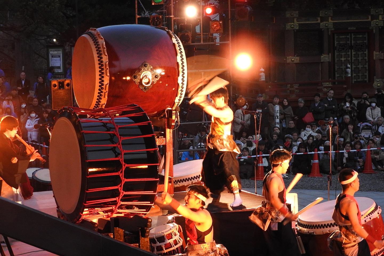 成田 太鼓祭