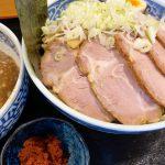 成田 つけ麺 秋山