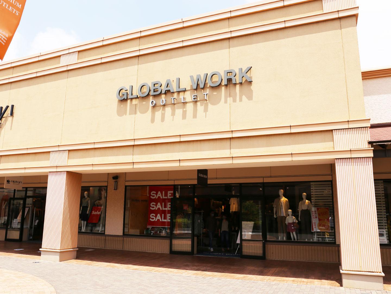 酒々井 アウトレット global work