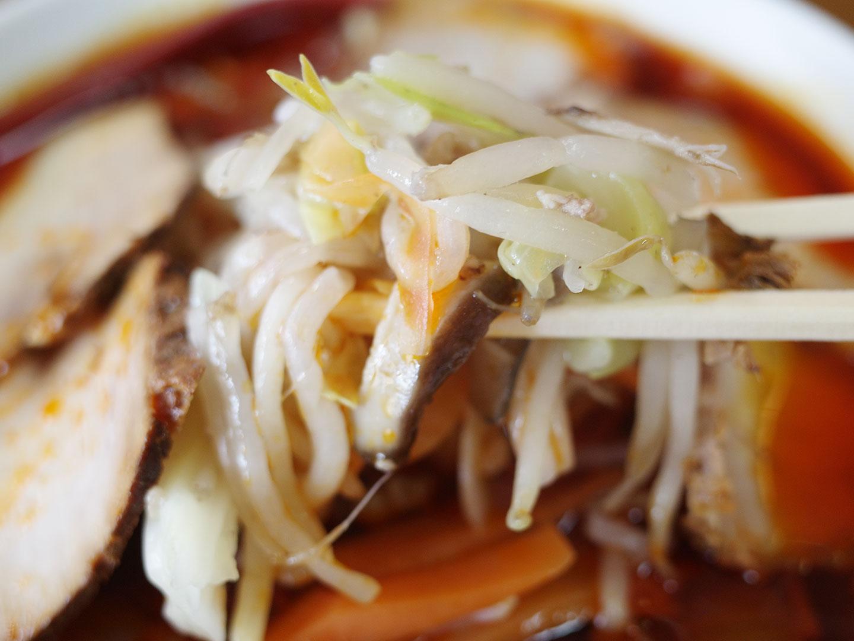 はらだ 富里 勝浦タンタン麺