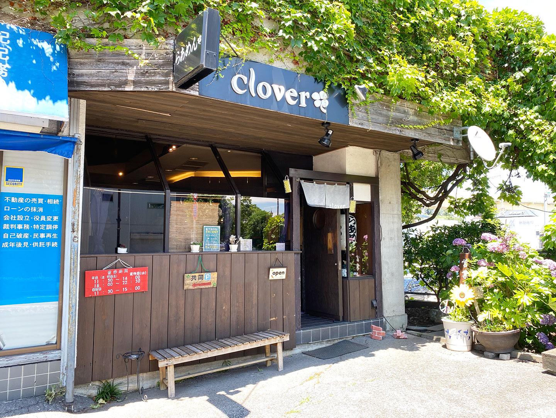 clover ラーメン